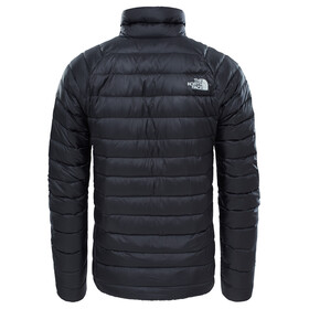 The North Face M's Trevail Insulated Down Jacket Black/Black